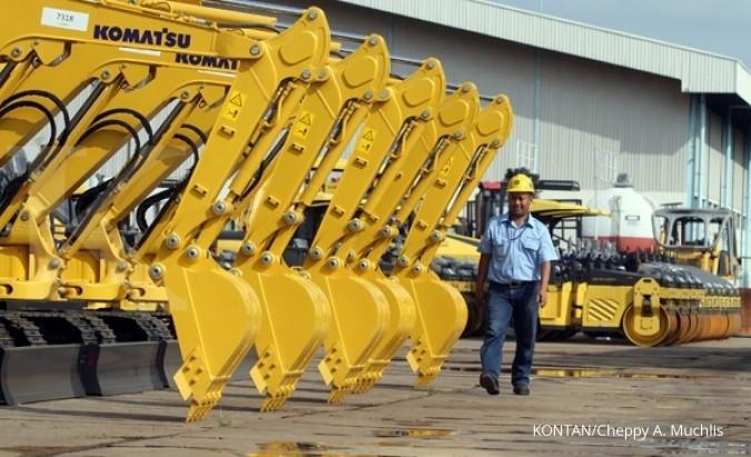 UNTR Harga emas naik 11,98%, United Tractors (UNTR): Kami akan terus diversifikasi usaha