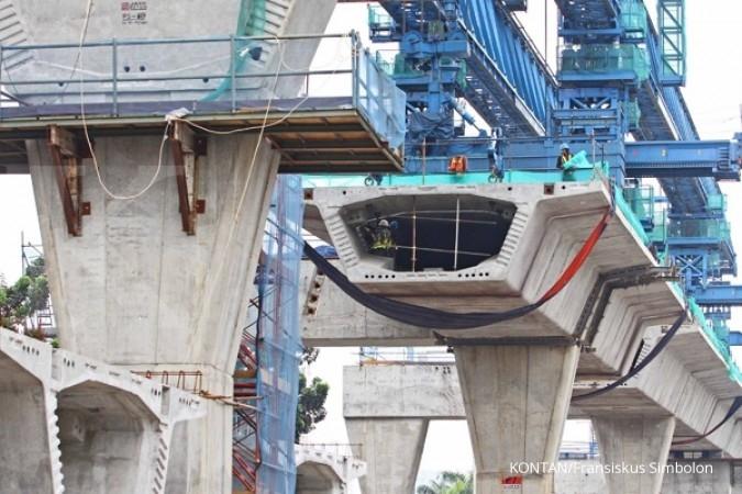 Infrastruktur dengan jaminan dorong minat swasta