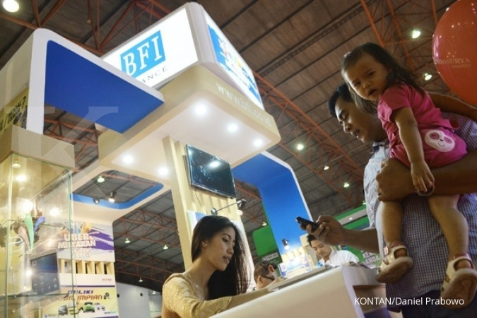 BFI Finance catat kenaikan laba 59%