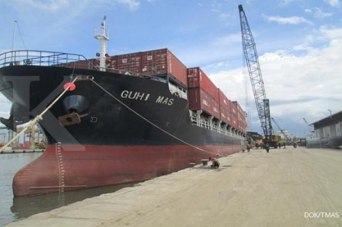 Temas Line target jelajahi 50 pelabuhan