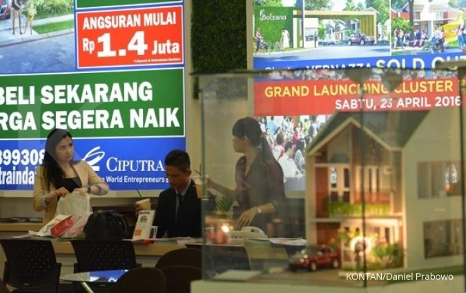 CapitaLand akuisisi apartemen Ciputra