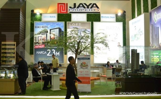 JRPT Jaya Real Property (JRPT) proyeksikan belanja modal tahun depan capai Rp 1 triliun
