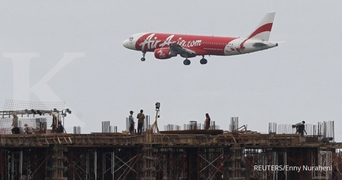 Bom hoax, Air Asia tunda penerbangan ke Indonesia