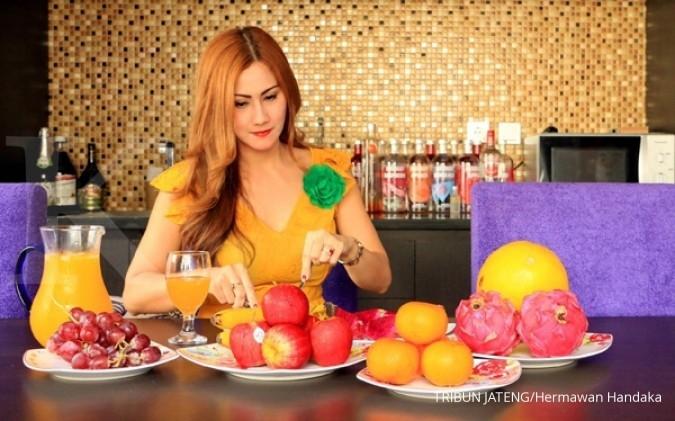 Anak mudah marah bila kurang makan buah dan sayur