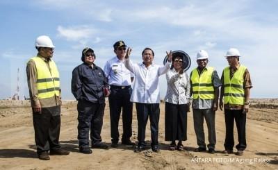 Rizal: Ada kesalahan pada reklamasi Pulau C & D