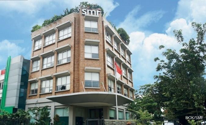 SMF terbitkan obligasi Rp 3,5 triliun