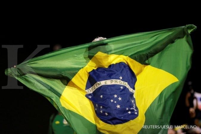 Ekonomi Brasil di tangan Presiden Temer
