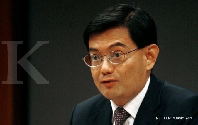 Menkeu Singapura terkena stroke saat rapat kabinet