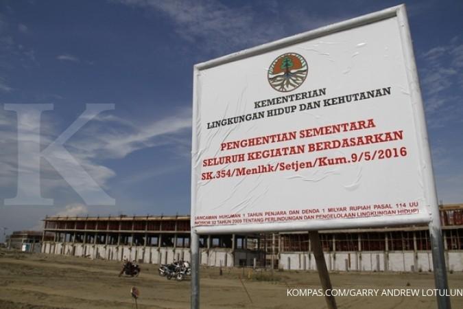 Pemerintah akan cabut sanksi Pulau C dan D