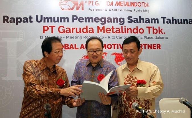 BOLT Garuda Metalindo akan genjot pasar ekspor