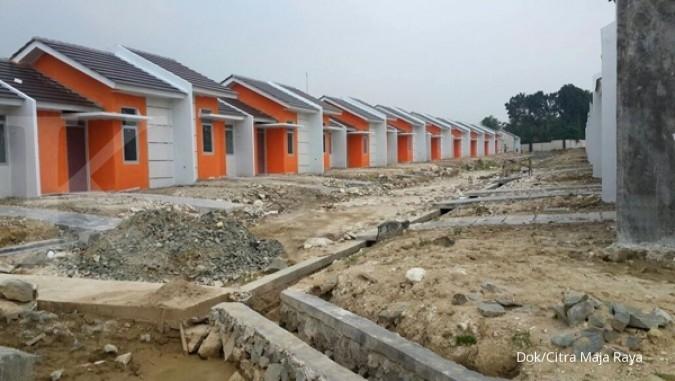 Potret bisnis rumah tapak di barat Jakarta