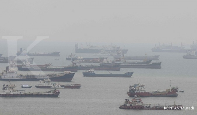 Kapal tanker bendera Malaysia diamankan di Batam