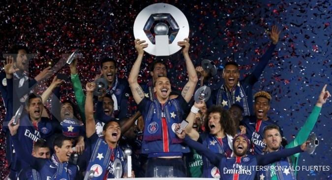 Multistrada gandeng klub Paris Saint Germain