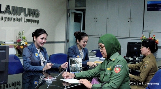 BRI jalin sinergi fasilitas dengan Bank Lampung