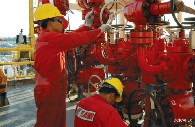 Volatilitas harga minyak global belum pengaruhi bisnis Apexindo Pratama Duta (APEX)