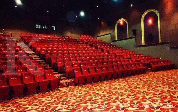 Bekraf promotes smaller, movable cinemas