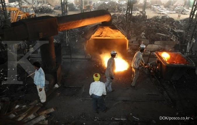 Jepang diminta investasi di industri baja hulu