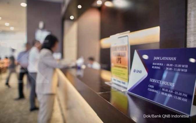 Laba QNB Indonesia, Maybank, Panin makin gembur