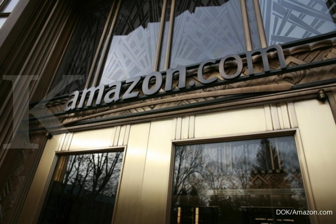 Pendiri Amazon Inc jadi orang terkaya kedua dunia