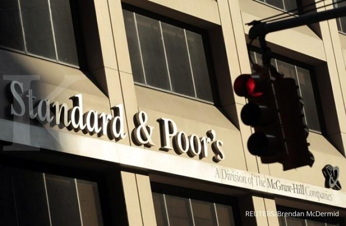 Rating S&P tak memberikan dampak besar
