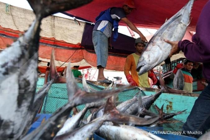 Perikanan tangkap lesu karena kekurangan kapal