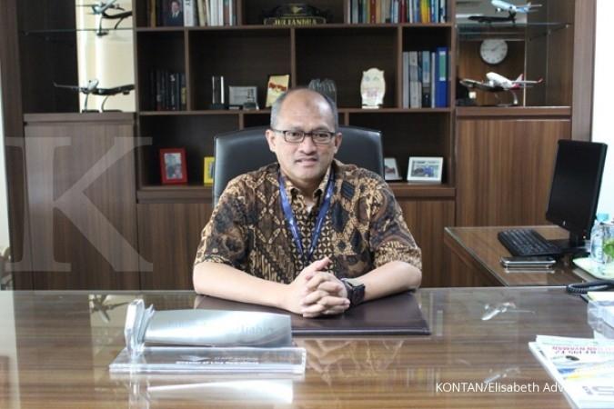 Garuda tunjuk Iwan Joeniarto pimpin GMF AeroAsia
