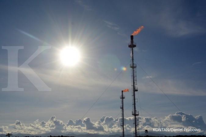 Perkiraan cuaca AS menggerus harga gas alam