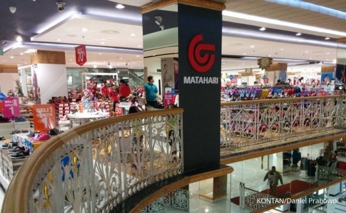 Laba Matahari Department Store naik 13,4%