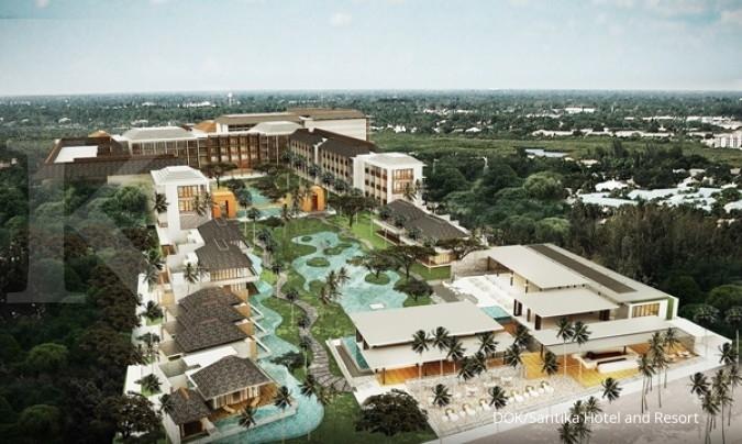 Santika Kini Punya Anvaya Hotel Bintang 5 Di Bali