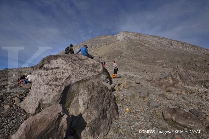 Sembilan pendaki Gunung Kelud berhasil ditemukan
