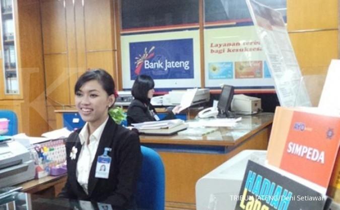 Pacu kredit, Bank Jateng serbu infrastruktur