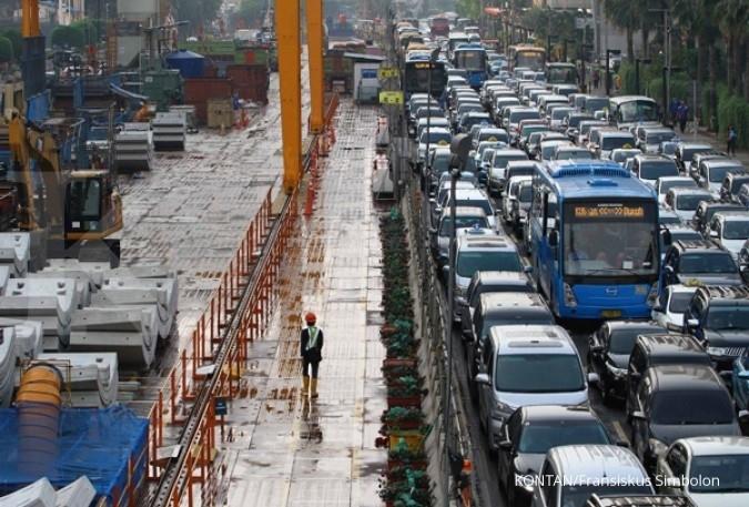 DKI sulit bebaskan lahan MRT, apa sebabnya?
