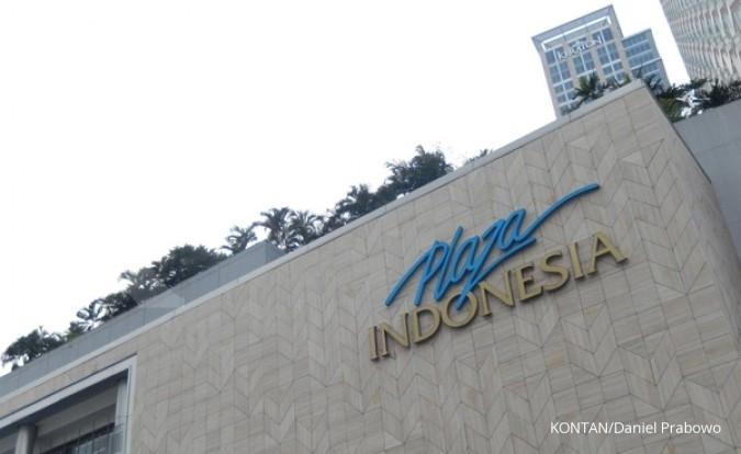 PLIN Transaksi Plaza Indonesia meningkat hingga 10% di semester I-2019