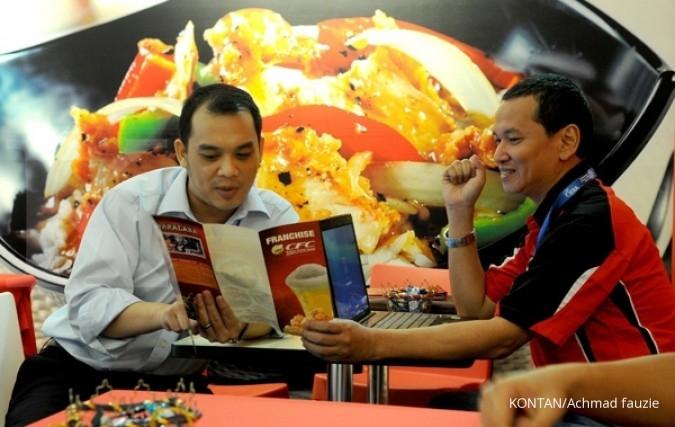 Persaingan bisnis makanan siap saji semakin ketat