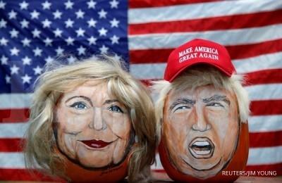 Debat Presiden AS akan pengaruhi Wall Street