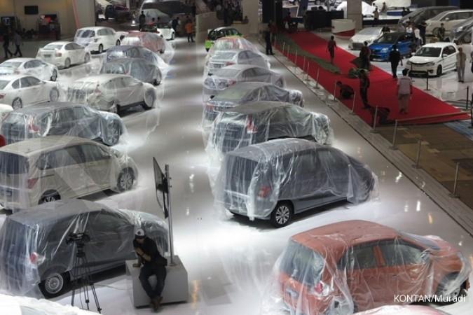 Pasar mobil RI tetap terbesar di ASEAN