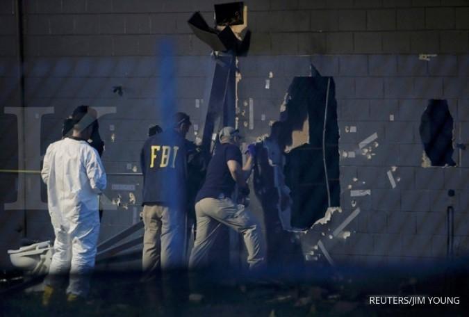 Saham senjata AS melompat pasca tragedi Orlando