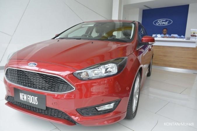 RMA sibuk tata purna jual, Ford model baru absen