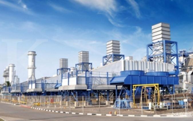 Unit kedua pembangkit POWR sudah produksi listrik