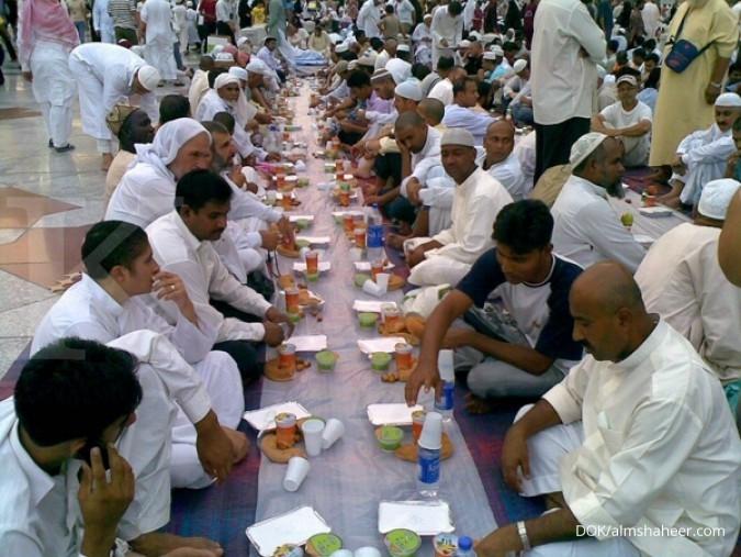 Kebiasaan di bulan Ramadan yang buruk ke kesehatan