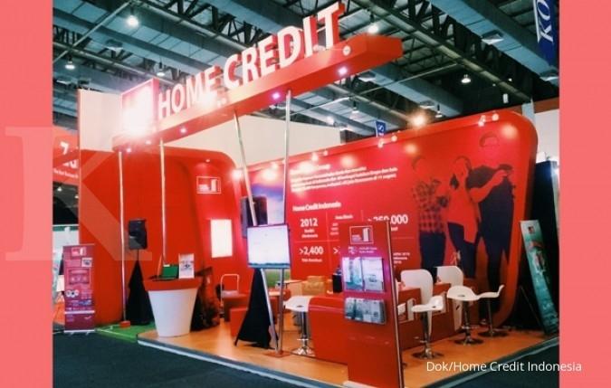 Home Credit bidik pembiayaan Rp 4,8 triliun