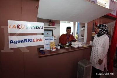 Bank berikan kredit ke nasabah Laku Pandai