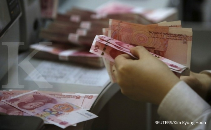 Ribuan wealth management di China tutup