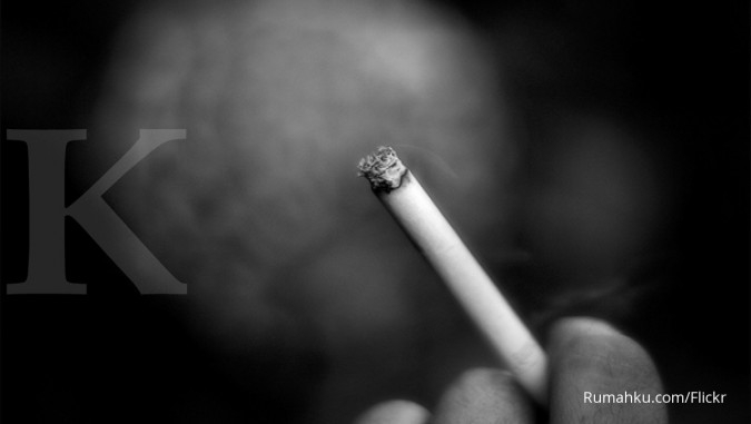 Asap rokok menurunkan khasiat medis bagi anak?