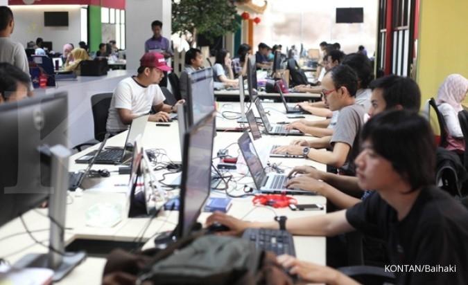 Perkantoran di Bali menyasar industri startup