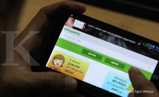 Alibaba suntik US$ 1,1 miliar ke Tokopedia