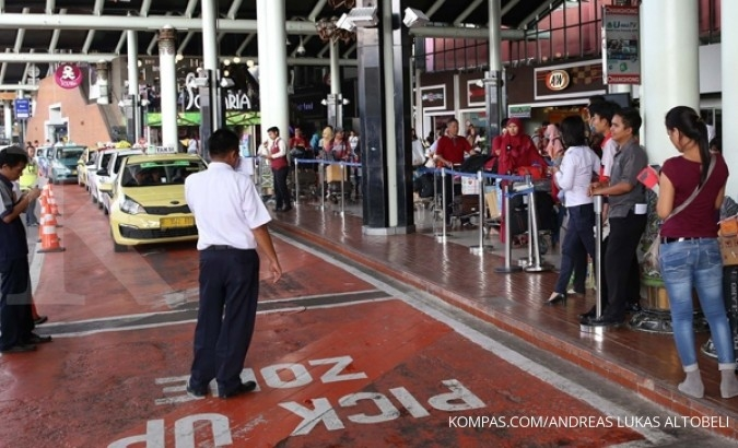 Cashless parking comes to Soekarno-Hatta airport