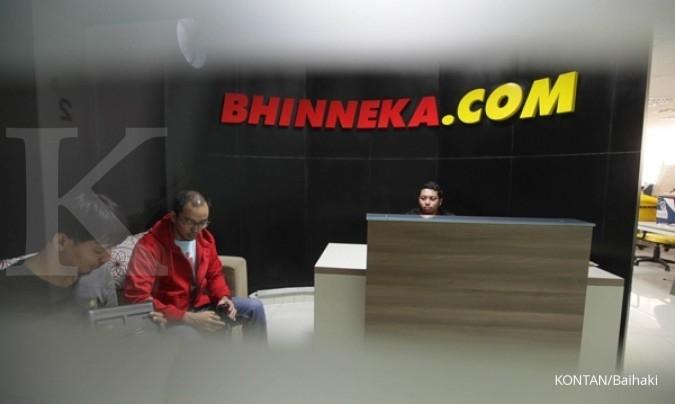 Bhinneka.com bidik pendapatan tumbuh 70%