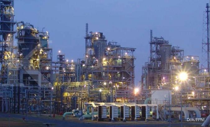 Akibat listrik padam, pabrik Lotte Chemical Titan (FPNI) berhenti beroperasi