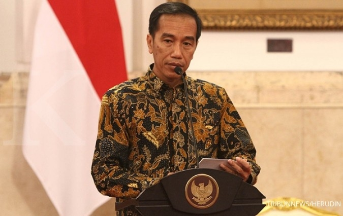 Jokowi meets Kendeng cement factory protesters